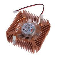 55mm Cooling Fan Heatsink Cooler for PC Computer Laptop CPU VGA Video Card NT