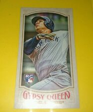 2016 Topps Gypsy Queen GARY SANCHEZ Mini Parallel RC YANKEES