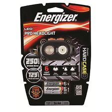 Energizer LED Pro Headlight Hardcase Professional 250 Lumens HCHD31