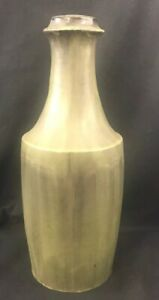 Marcello Fantoni Ceramic Double Signed Lamp Base Italy Mid Century Modern As Is