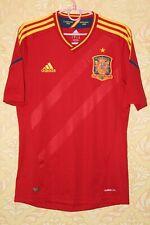Spain España Euro 2012 2013 Champions Adidas Shirt Jersey Camiseta