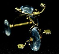 Crystal Bicycle - Swarovski Collectible - A Retired Piece