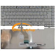 Acer Aspire 5910 5920 5930 6920 6935 Laptop Teclado blanco del Reino Unido