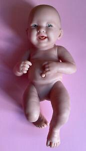 Berenguer Newborn Girl Doll