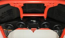 Can Am X3 Maverick Stereo Radio Kicker 4 speaker Bluetooth Sony sound bar