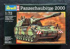 Revell 03121  Panzer Modellbausatz Panzerhaubitze 2000 , 1:72 , von 2000