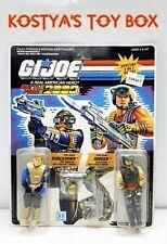 GI Joe KNOCKDOWN & DODGER Battle Force 2000 1987 MOC MOSC New Action Figure Set