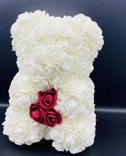 25cm Rose Bear Teddy Bear Cub Forever Mother's Day Anniversary  Valentine