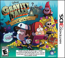 Gravity Falls: Legend of the Gnome Gemulets (Nintendo 3DS) Brand New