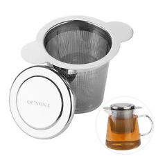 Stainless Steel Loose Tea Leaf Strainer Herbal Spice Infuser Filter Diffuse
