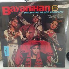 Bayanihan 6 - Philippine Dance Company LP Monitor MFS 723 NEW SEALED