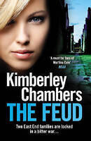 The Feud, Kimberley Chambers   Paperback Book   Acceptable   9781848091412
