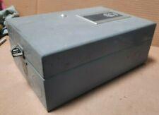 Allen Bradley Nema Type 2 Enclosure 11 X 6 58 X 4 14 S8b