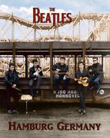 "The Beatles Artwork John Lennon, Paul McCartney 11 x 8.5"" Photo Print"