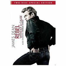REBEL WITHOUT A CAUSE (1955)/James Dean/NEW 2 DISC DVD/BUY 4 ITEMS SHIP FREE