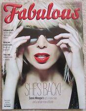 Dannii Minogue – Fabulous Magazine – 23 March 2014
