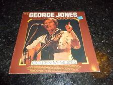 GEORGE JONES - The George Jones Collection - Dutch 17-track vinyl LP