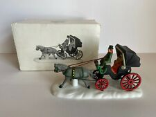 """Department 56 Heritage Village Collection, """"Central Park Carriage"""" - 5979-0"""