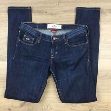 Hollister Women's Jeans Social Stretch Skinny Leg Size 27 Actual W30 L31 (AS15)