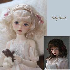 "QQ-89*Carlota*  BJD Doll  Wig {Dolly Planet} 1/6 6-7"" ;1/4 7-8"";1/3 8-9"""