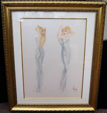 "Alberto Vargas ""Symphony"" Lithograph Limited Edition Proof #14/30 B3123"