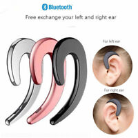 Ear Bluetooth  V4.1 Bone Conduction Headphones Stereo Wireless Earphone Headset