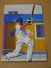 Signed James Taylor England Cricket 12x8 Photo - Nottinghamshire