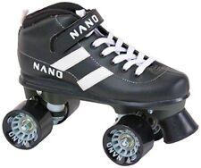 Nano - Roller Quad de Loisirs Noir Taille 39