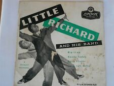 """Little Richard And His Band - Rip It Up / Ready Teddy Tutti / Long Tall - 7"""" EP"""