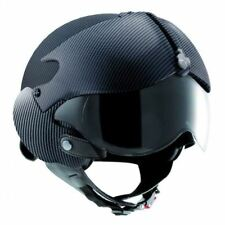 OPEN FACE SCOOTER MOTORCYCLE HELMET OSBE GPA AIRCRAFT TORNADO CARBON L 59-60 cm