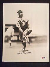George Pipgras Autograph 8x10 Photo   PSA DNA   Yankees   Signed  Auto