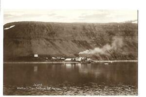 Iceland. Walfisch - Tran Siederei bei Akreyri. R/P.