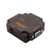 VGA Video-Splitter, hochauflösend, 450 MHz, 2-fach, max. 1920 x 1080