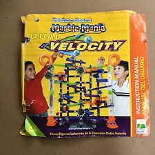 Techno Gears Marble Mania Dual Velocity Marble Track