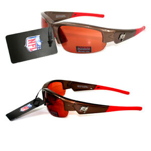 TAMPA BAY BUCCANEERS, MAXX DYNASTY, HIGH DENSITY, DRIVING LENS SUNGLASSES