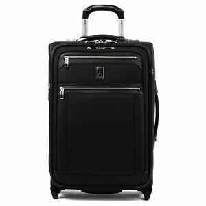 """Travelpro Platinum Elite 22"""" Expandable Carry-On luggage Rollaboard"""
