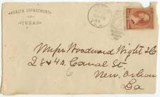 Sep 6 1885 Austin Texas Health Department