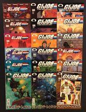 GI JOE FRONTLINE #1 -18 Comic Books FULL SERIES Image 2002 American War Hero