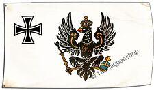 Prusia guerra bandera 1903-1920 hissflagge prusiana banderas banderas 90x150cm