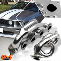 For 05-10 Ford Mustang GT/Shelby 4.6L 281 SOHC V8 Stainless Steel Exhaust Header