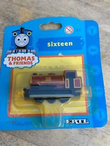 Vintage Ertl Britt Thomas &friends Train  SIXTEEN 16 Never Opened 4539