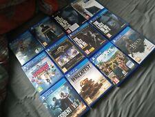 Sony PS4 Playstation 4-Elegir-Último de Nosotros Todo Completo En Caja Excelente Estado