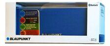 BLAUPUNKT BT 6 Bluetooth Lautsprecher Mikrofon Freisprecheinrichtung Blau