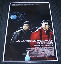 An American Werewolf in London 11X17 Movie Poster David Naughton