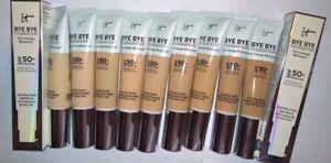 IT Cosmetics Bye Bye Foundation Moisturizer - Full Size - NIB - You Choose Shade