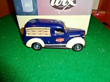 Wix Sixtieth Anniversary 1939 Chevrolet Canopy Panel Truck and Oil Drum Banks