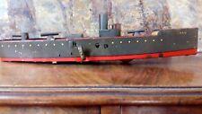 bateau torpilleur cuirasse mecanique rare lehmann Taku bavaria 1920/30