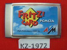 AVM Fritz! ISDN Fritz!Card PCMCIA #KZ-1972