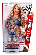 WWE Collection_RAW Super Show_KELLY KELLY 6 inch action figure__MIP__Series # 18