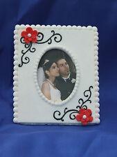 3D EDIBLE PHOTO FRAME CAKE TOPPER / DECORATION